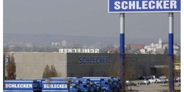 Schlecker will Filialen in Ö zusperren