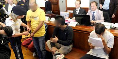 Schlepper-Prozess: Angeklagte kommen frei