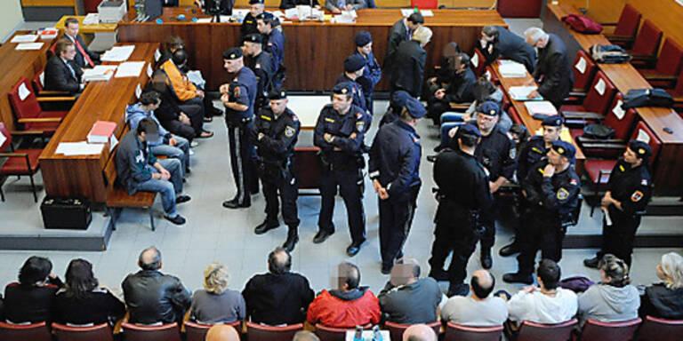 Hellas-Express: 19 Schlepper verurteilt