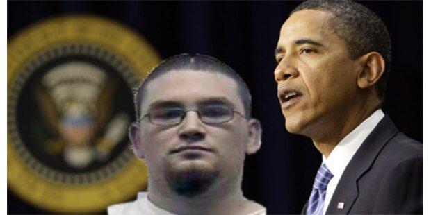 US-Neonazi wollte Obama töten