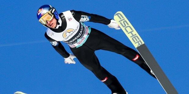 Wahnsinn: Schlieri mit Weltrekord-Weite