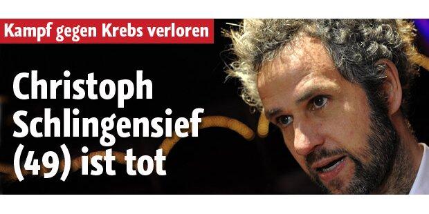 Christoph Schlingensief ist tot