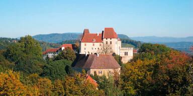 Türkis-Blaue Klausur im Steirer-Schloss