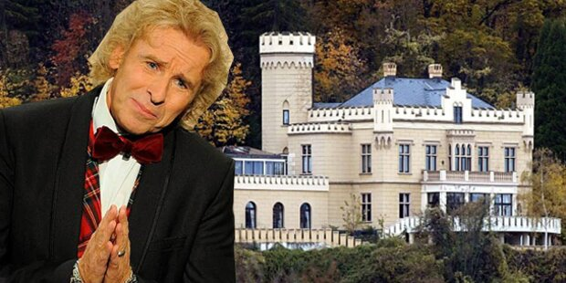 Gottschalk verkauft sein Millionen-Schloss