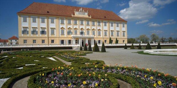 Ostermarkt auf Schloss Hof