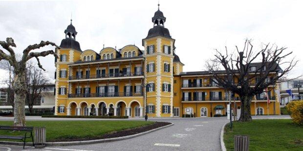 Neustart für das Schlosshotel Velden