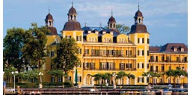 Schloss Velden wird ein Fall für die Justiz