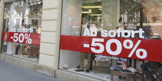 Online-Shopping schadet Einzelhandel