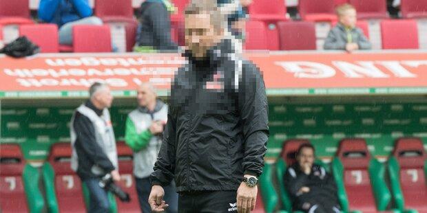Austria-Legende soll neuer Trainer werden