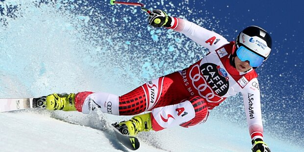 Nici Schmidhofer holt den Abfahrtsweltcup