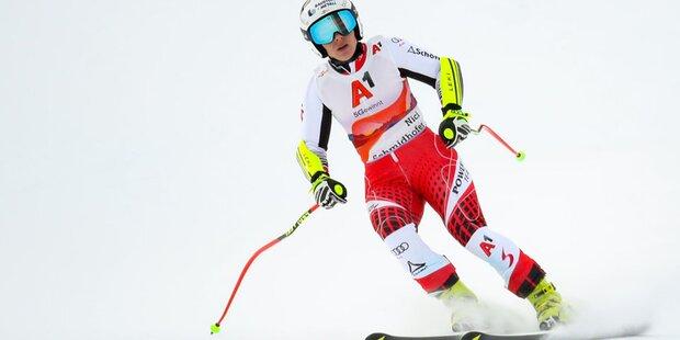 Schmidhofer gewinnt zweite Abfahrt in Lake Louise