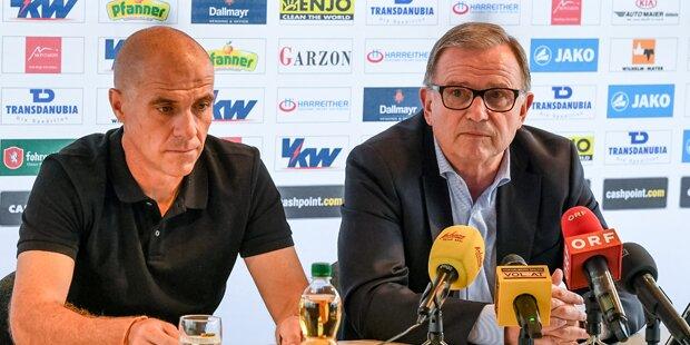 Ex-Altach-Coach stichelt gegen Politiker