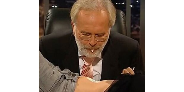 Harald Schmidt leckte Pocher-Ex