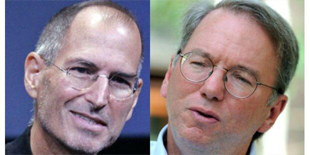 Google-Chef legt sein Apple-Amt nieder