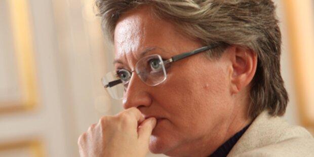 ÖVP schießt jetzt gegen Schmied