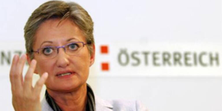 ÖVP-Entwurf entmachtet Schmied