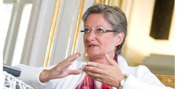 Schmied fordert 1 Milliarde Euro für Schulen