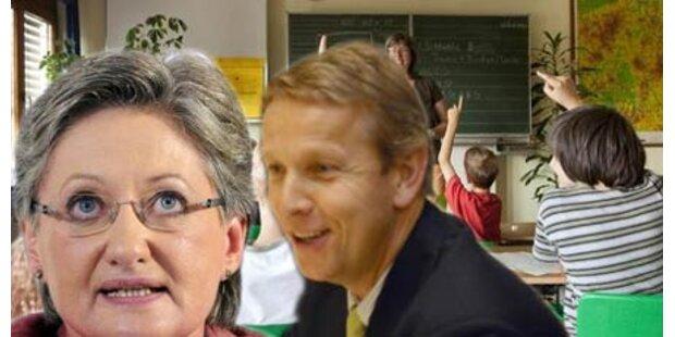 ÖVP auch für höhere Lehrverpflichtung