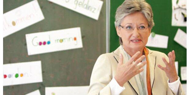 Lehrer-Aufstand gegen Schmied