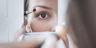 Augenentzündung wegen Mascara