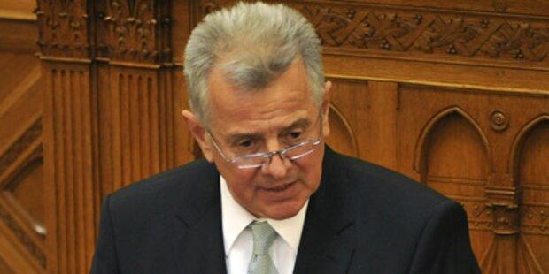 Ungarn: Schmitt neues Staatsoberhaupt
