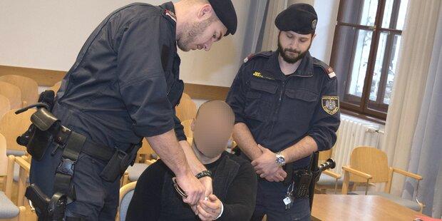 15 Jahre Haft für Grazer Schmuckräuber
