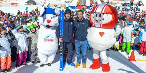 Günstige Skikurse für Salzburgs Kinder