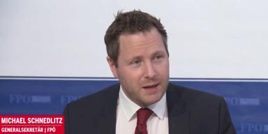 """FPÖ-Generalsekretär: ''Für Strache gibt es kein Zurück in die FPÖ"""""""