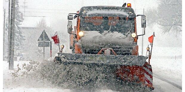 Schnee-Chaos: Stromausfall in Osttirol