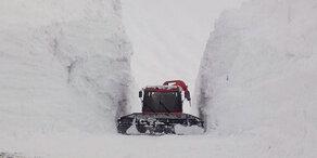 Wetter-Chaos: Österreich versinkt im Schnee