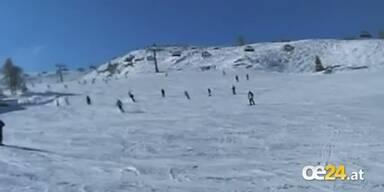 Wieder Schnee in Teilen Österreichs