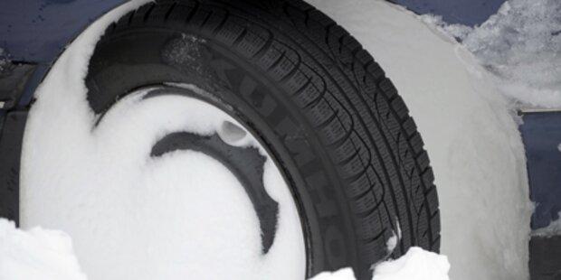 Heute droht Blitz-Eis auf den Straßen