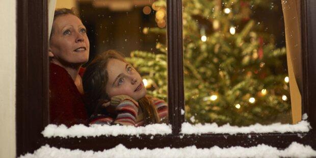 Bringt uns das Christkind heuer Schnee?
