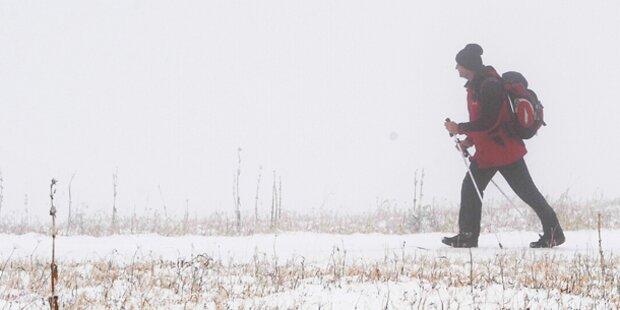 Jetzt kommt endlich der Schnee