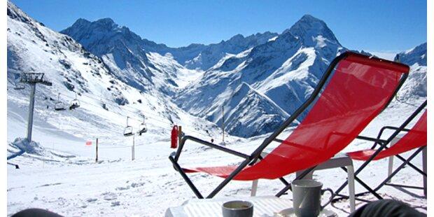 Die coolsten Ski-Hotels