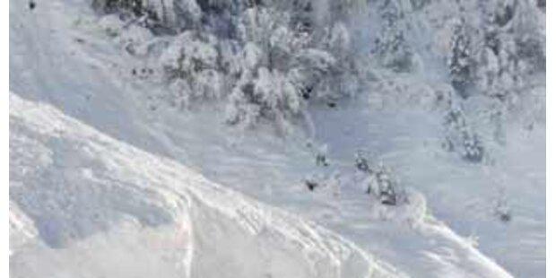 Südeuropa versinkt im Schnee