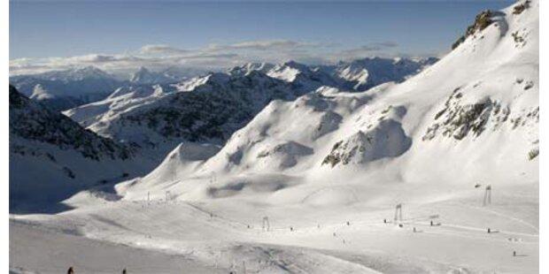 Vier Lawinen-Tote in europäischen Alpen