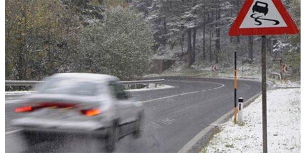 Arlberg-Schnellstraße 2 Std gesperrt
