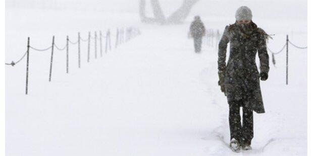 Österreich hat die ersten 3 Kältetoten
