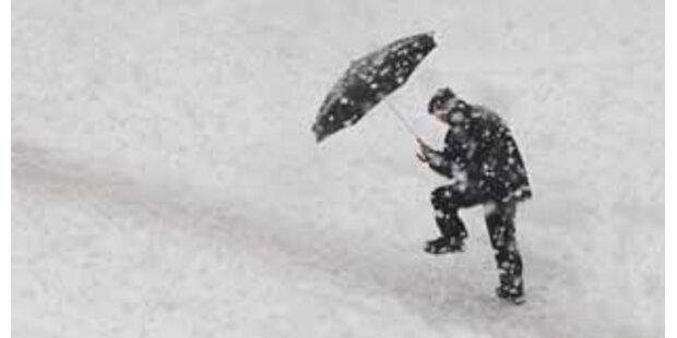 Sieben Tote durch Schneechaos in Norditalien