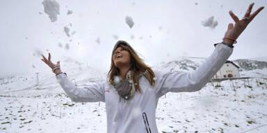 Halber Meter Neuschnee erwartet