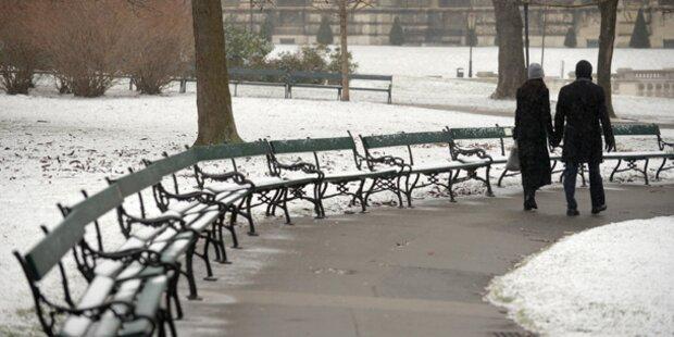 Heute kommt der nächste Schnee