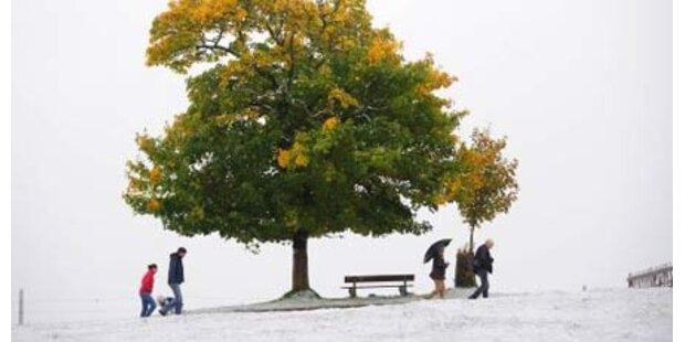 Schnee und Kälte in den nächsten Tagen