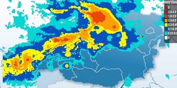 Schnee-Alarm: Die Lage in den Bundesländern