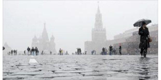 40.000 Menschen in Moskau ohne Strom