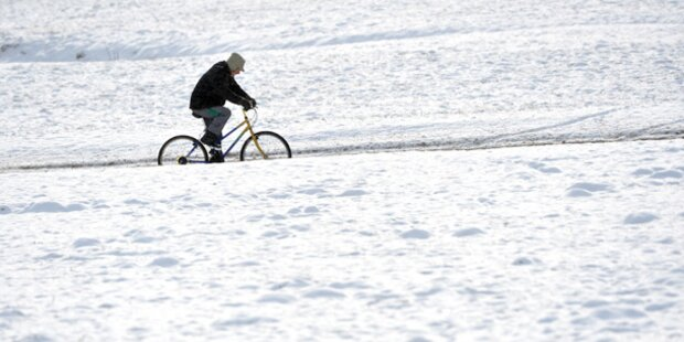 Kärnten: 50 Zentimeter Schnee in Dellach