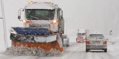 10 Tipps für die sichere Fahrt auf Schnee