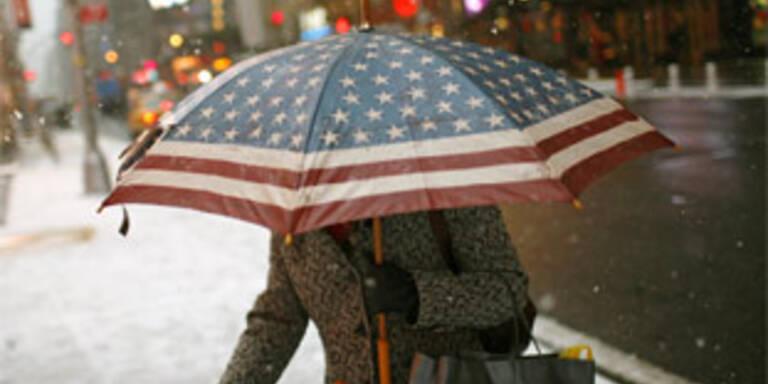 19 Tote bei Schneesturm in den USA