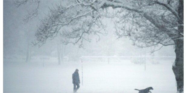 Bereits 55 Tote nach Schneestürmen in den USA