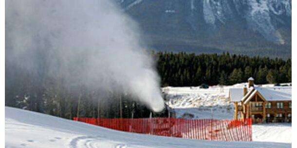Ein Teil unserer Skigebiete dem Tod geweiht